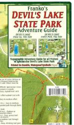 Devil's Lake State Park Adventure Guide by Frankos Maps Ltd.