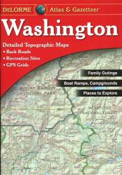 Washington State Atlas and Gazetteer by DeLorme