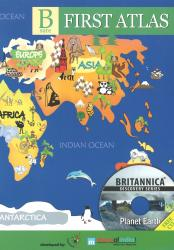 Bsure Children's First Atlas by Maps of World