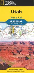 Utah Road Map & Guide by National Geographic Maps