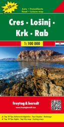 Cres, Losinj, Krk and Rab, Croatia, Top 10 tips by Freytag, Berndt und Artaria