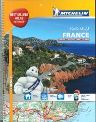 France Road Atlas (20197) by Michelin Maps and Guides