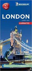 London City Map by Michelin Maps and Guides