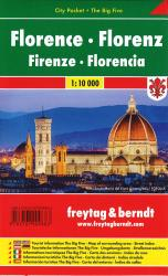Florence, Italy by Freytag-Berndt und Artaria