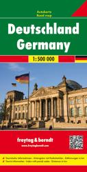 Germany by Freytag-Berndt und Artaria