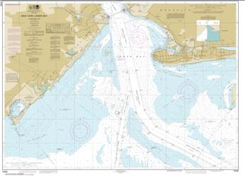 New York Lower Bay Northern part (12402-12) by NOAA
