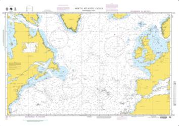 North Atlantic Ocean - Northern Part (NGA-11-2) by National Geospatial-Intelligence Agency
