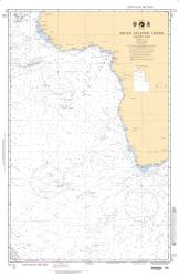 South Atlantic Ocean - Eastern Portion (NGA-21-4) by National Geospatial-Intelligence Agency