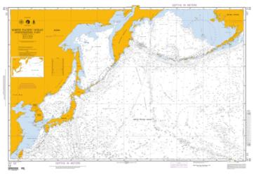 North Pacific Ocean (Northwestern Part) (NGA-53-2) by National Geospatial-Intelligence Agency