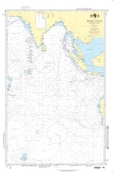 Indian Ocean - Eastern Portion (NGA-73-4) by National Geospatial-Intelligence Agency