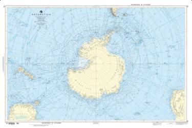 Antarctica (NGA-90-5) by National Geospatial-Intelligence Agency