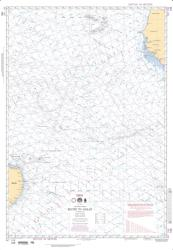 Recife To Dakar Nautical Chart (106) by National Geospatial-Intelligence Agency