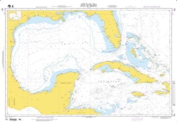 Int. 401, Gulf Of Mexico - North Atlantic Ocean (NGA-401-5) by National Geospatial-Intelligence Agency