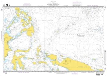 Pacific Ocean - Philippine Islands To Bismarck Archipelago (NGA-507-2) by National Geospatial-Intelligence Agency
