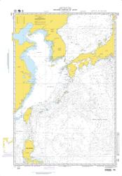 North Pacific Ocean - Western Portion Of Japan (NGA-509-4) by National Geospatial-Intelligence Agency