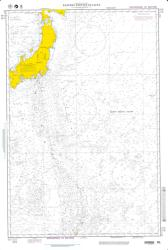 Eastern Portion Of Japan (NGA-510-3) by National Geospatial-Intelligence Agency