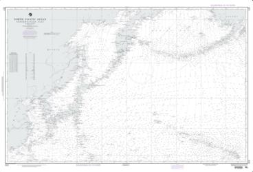North Pacific Ocean (Northwestern Portion) (NGA-523-8) by National Geospatial-Intelligence Agency