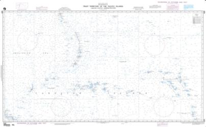 Trust Territory Of The Pacific Islands (NGA-525-3) by National Geospatial-Intelligence Agency