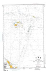 New Zealand To Fiji And Samoa Islands (NGA-605-4) by National Geospatial-Intelligence Agency
