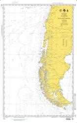 Valparaiso To Islas Diego Ramirez (NGA-609-2) by National Geospatial-Intelligence Agency