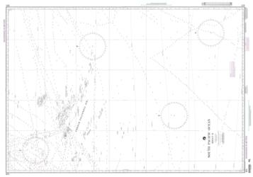 South Pacific Ocean Sheet Ii (NGA-621-5) by National Geospatial-Intelligence Agency