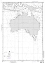 South Pacific Ocean Sheet Iv (NGA-623-9) by National Geospatial-Intelligence Agency