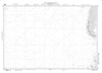 South Paciifc Ocean (Southeastern Part) (NGA-625-4) by National Geospatial-Intelligence Agency