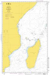 Maputo To Mogadishu (NGA-701-3) by National Geospatial-Intelligence Agency