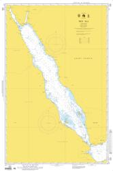 Red Sea (Omega) (NGA-704-1) by National Geospatial-Intelligence Agency