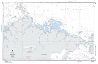 Kara Sea To Bering Strait (Arctic) (NGA-800-4) by National Geospatial-Intelligence Agency