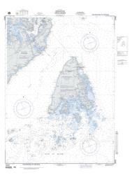 Grand Manan New Brunswick, Canada (NGA-14061-27) by National Geospatial-Intelligence Agency