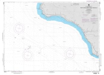 Point Conception To Point Arguello (NGA-18723-3) by National Geospatial-Intelligence Agency