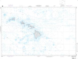 Hawaiian Islands (NGA-19008-5) by National Geospatial-Intelligence Agency