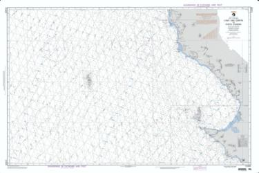 Cabo San Quinton To Punta Eugenia (NGA-21005-5) by National Geospatial-Intelligence Agency