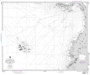 Golfo Dulce To Bahia De Paiti (NGA-21036-7) by National Geospatial-Intelligence Agency