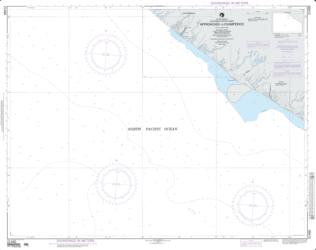 Approaches To Champerico (NGA-21490-1) by National Geospatial-Intelligence Agency