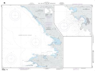 San Juan Del Sur And Approaches (NGA-21547-2) by National Geospatial-Intelligence Agency