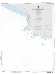 Punta Quepos Anchorage (NGA-21561-3) by National Geospatial-Intelligence Agency