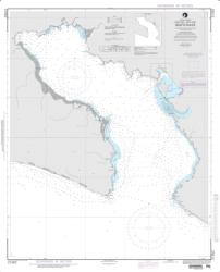 Golfo Dulce (NGA-21562-14) by National Geospatial-Intelligence Agency