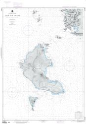 Isla De Coiba (NGA-21583-13) by National Geospatial-Intelligence Agency