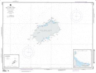 Isla Del Coco (NGA-21621-10) by National Geospatial-Intelligence Agency