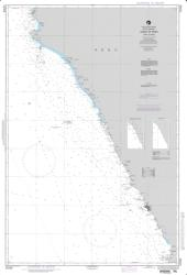 Coast Of Peru - Paita To Pisco (NGA-22008-35) by National Geospatial-Intelligence Agency
