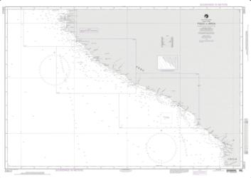 Coasts Of Peru And Chile, Pisco To Arica (NGA-22012-31) by National Geospatial-Intelligence Agency