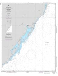 Ilha De Santa Catarina To Maldonado Nautical Chart (24000) by National Geospatial-Intelligence Agency