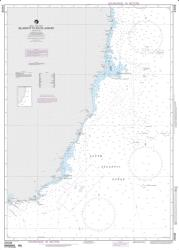 Belmonte To Rio De Janeiro Nautical Chart (24008) by National Geospatial-Intelligence Agency