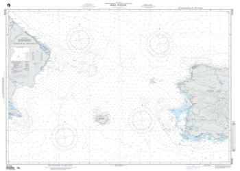 Mona Passage (NGA-25700-3) by National Geospatial-Intelligence Agency