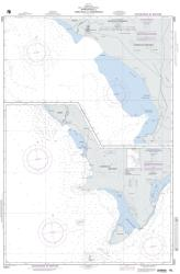 Approaches To Cabo Rojo And Pedernales (NGA-25841-9) by National Geospatial-Intelligence Agency