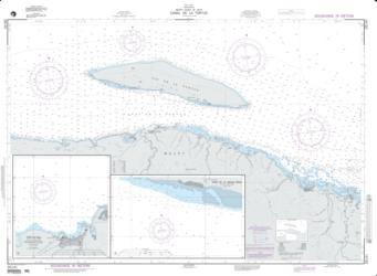 Canal De La Tortue (NGA-26141-12) by National Geospatial-Intelligence Agency