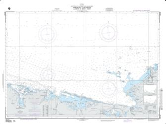 Approaches To Cap-Haitien And Bahia De Monte Cristi (NGA-26142-10) by National Geospatial-Intelligence Agency