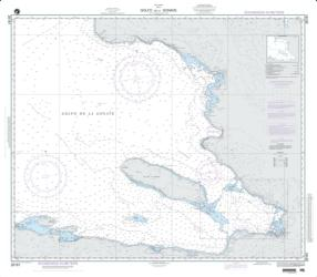 Golfe De La Gonave (NGA-26181-20) by National Geospatial-Intelligence Agency